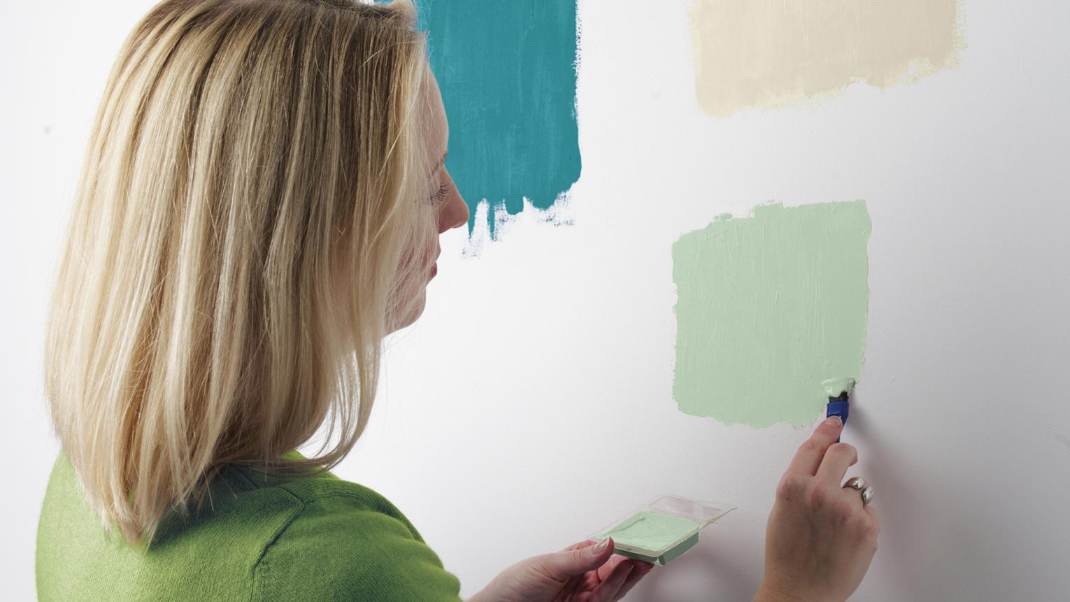 Choose the Right Colour for Your Painters