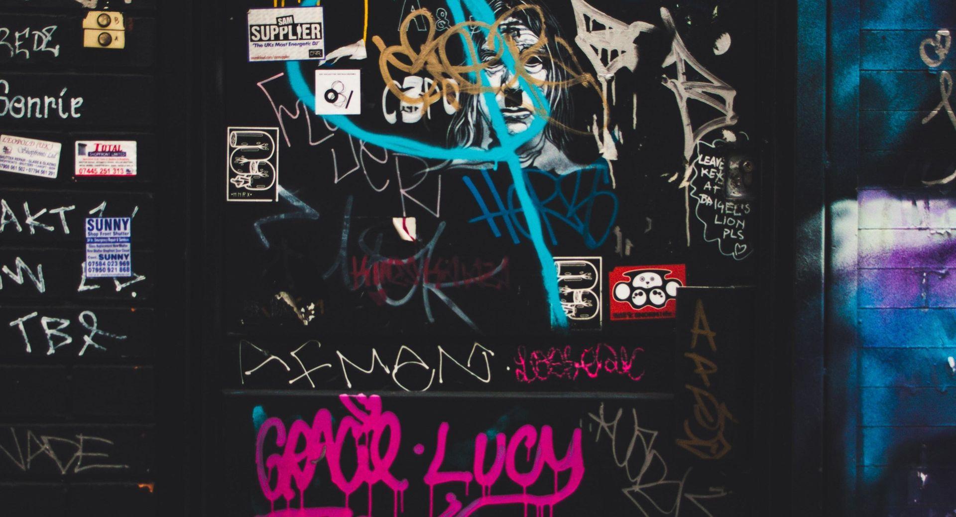 Anti-Graffiti Coating