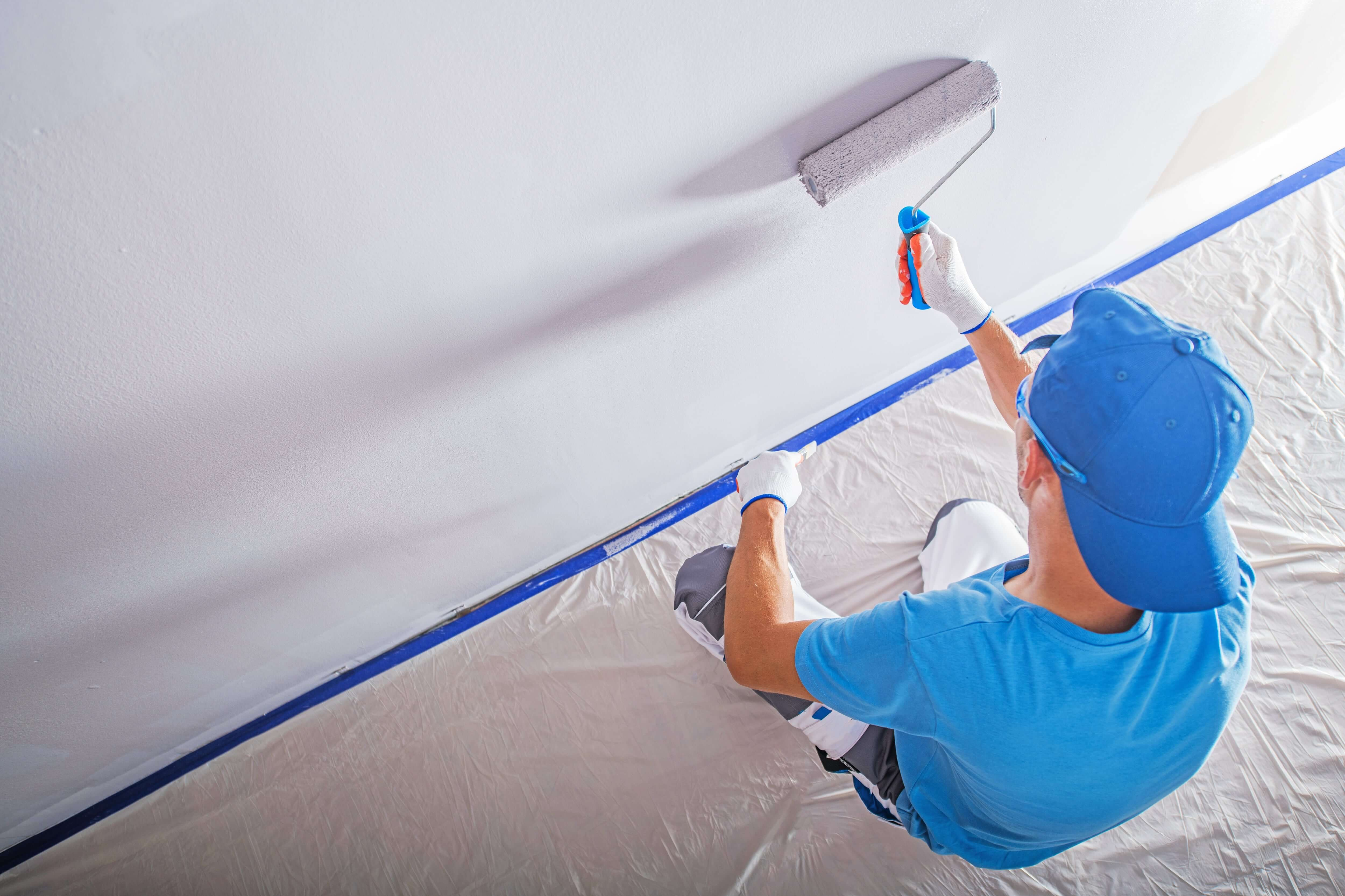 commercial painting questions